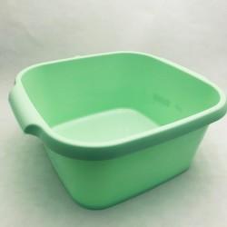 Plastmasas bļoda - zaļa