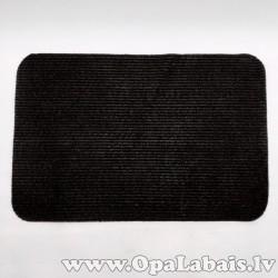 Kājslauķis (melns, 40 x 60 cm)