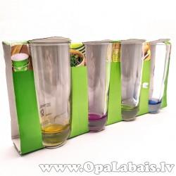 Stikla glāžu komplekts (4 gb.)