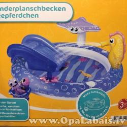 Piepūšams bērnu baseins/ atrakcija