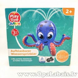 Piepūšamais ūdens sprinkleris - astoņkājis