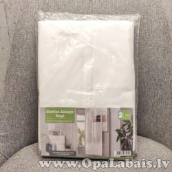 Drēbju uzglabāšanas maiss -2gab. L/M