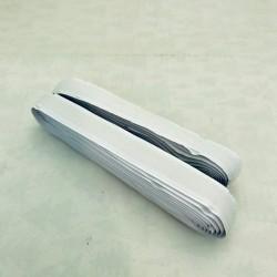Pašlīmējošās lentes - balta, 1cm platums