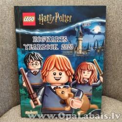 Lego Harija Potera grāmata