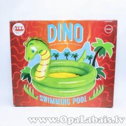 Piepūšamais baseins - dinozaurs