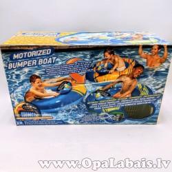 Motorizēta bufera laiva bērniem (bumper boat)