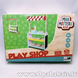 Koka rotaļlieta - veikals