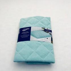 Veļas mašīnas pārvalks - gaiši zils