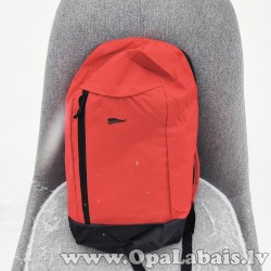 Mini mugursoma (melna ar sarkanu) 10l