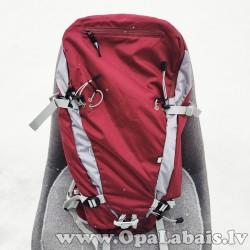 Pārgājienu mugursoma (sarkana) 25l
