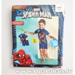Bērnu pludmales kostīms Spiderman ar UV...