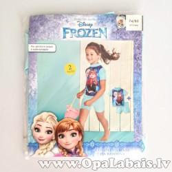 Bērnu pludmales kostīms Frozen ar UV...