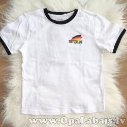Zēnu T-krekls Deutschland