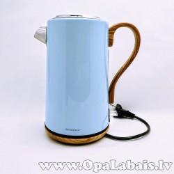 Elektriskā tējkanna (gaiši zila)