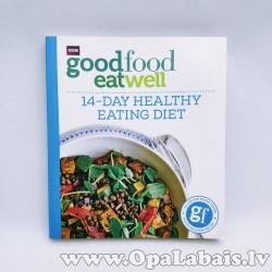 Pavārgrāmata 14 dienas veselīgas maltītes...