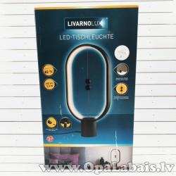 Dizainiska lampa ar magnētisku bumbiņu slēdzi