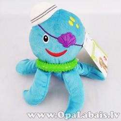 Ūdens rotaļlieta sunim (astoņkājis)