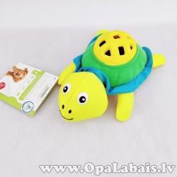 Ūdens rotaļlieta sunim (bruņurupucis)