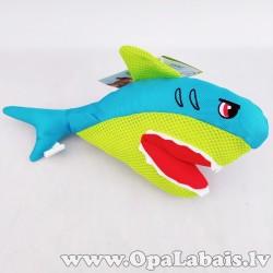 Ūdens rotaļlieta sunim (haizivs)