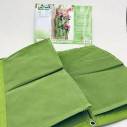Dekoratīvas kabatiņas stādiem - gaiši zaļas