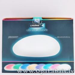 Solārā LED lampa