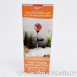 Solārā LED gaisma - dekorācija dārzam...