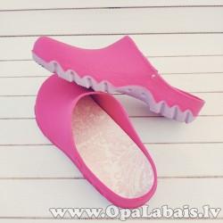 Dārza apavi (rozā)
