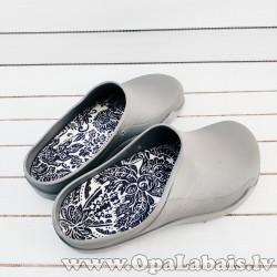 Dārza apavi (pelēki)