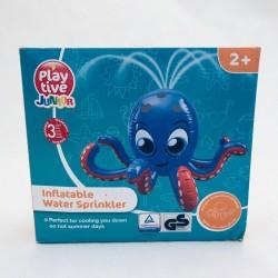 Ūdens atrakcija - astoņkājis