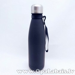 Termoss (melns, ap 500 ml)