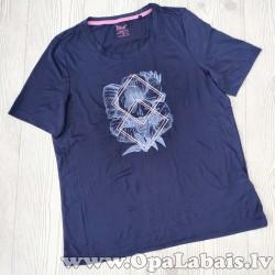 Sieviešu sporta t-krekls (tumši zils)