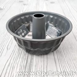 Mini keksa forma (Ø 16,8 cm, melna)