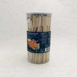 Bambusa koka piknika irbulīši - īsie