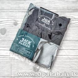 Vīriešu t-krekls (melns, apaļš kakla...
