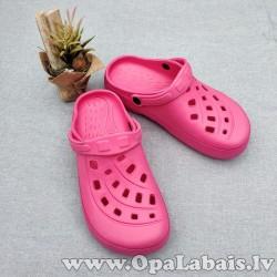 Iešļūcenes/ dārza apavi (rozā)