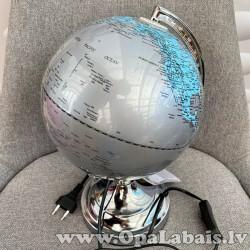 Globuss - galda lampa