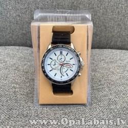 Vīriešu rokas pulkstenis (melnā krāsā)