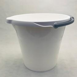 Plastmasas spainis - balts