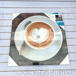 Magnētiskā kanva (kafijas tase)
