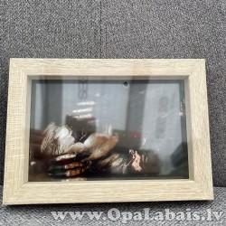 Foto rāmītis (10x15) gaiši brūns (B)