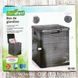 Dārza uzglabāšanas kaste