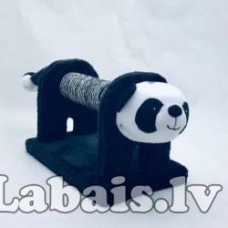 Rotaļlieta kaķēniem nagu asināšanai - panda