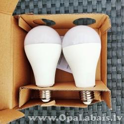 2 LED spuldzes  (A+ klase, E27, 1521 lm,...