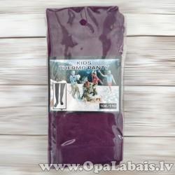 Termo zeķubikses (violetas)