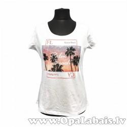 Kokvilnas t-krekls