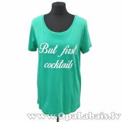 Sieviešu oversize t-krekls