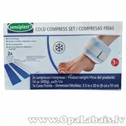 Aukstuma komprese