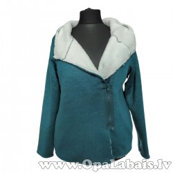 Ļoti silta jaka ar kapuci