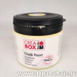 Chalk paint (Krīta krāsa) - dzeltena