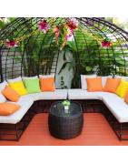 Dārza mēbeles, aprīkojums